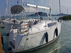 new Bavaria 33 sailboat