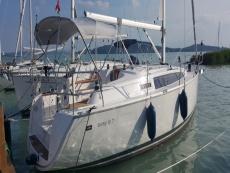 new Bavaria 33 sailboat